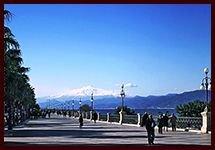 Reggio Calabria City Guide Via Marina