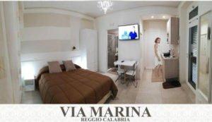 Guest House Via Marina B&B Reggio Calabria near Museum